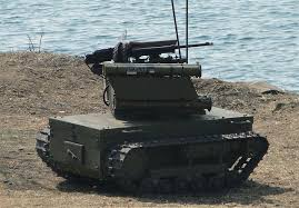 Unmanned Ground Vehicles (UGVs) Market-b71d7ae4