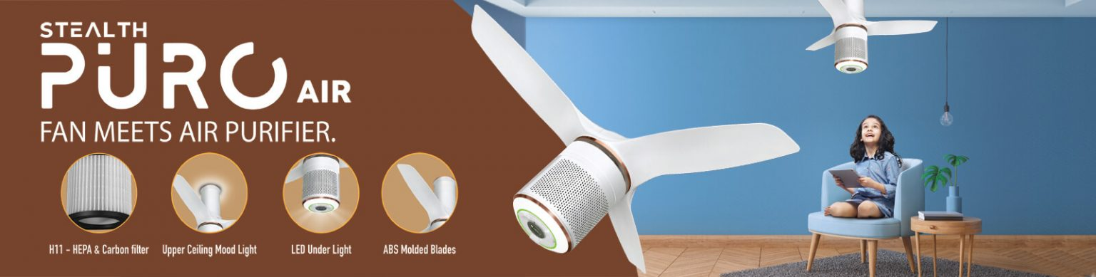 HAVELLS – BRINGING STYLE AND ENERGY EFFICIENCY TO CEILING FANS